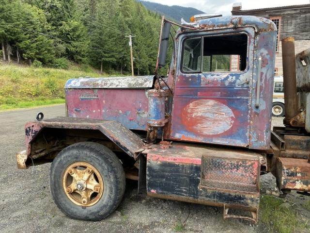 Old truck in Sandon #olafincanada #britishcolumbia #discoverbc #abandonedbc #sandon