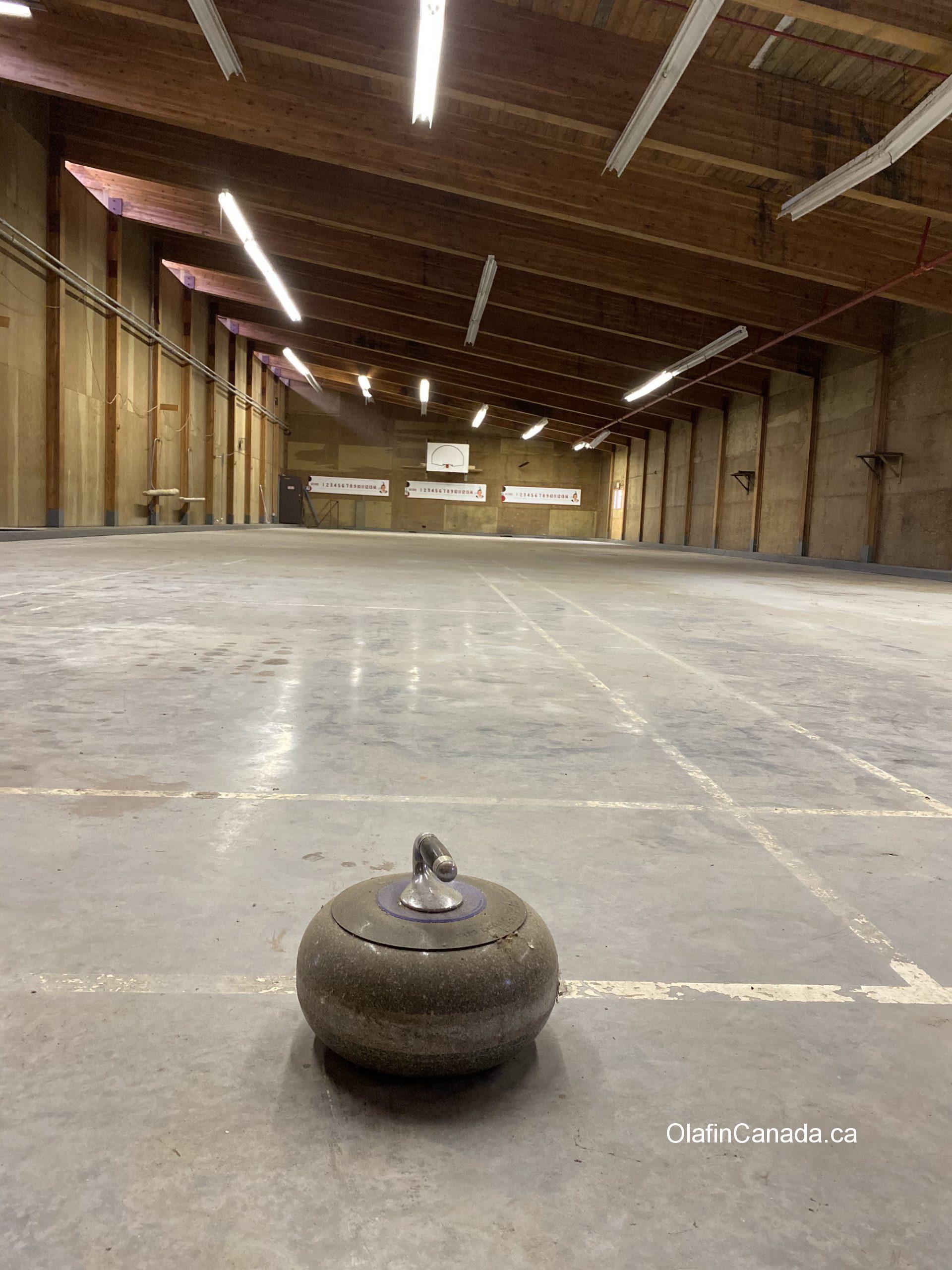 Abandoned curling rink in Kitsault #olafincanada #britishcolumbia #discoverbc #abandonedbc #kitsault #curling
