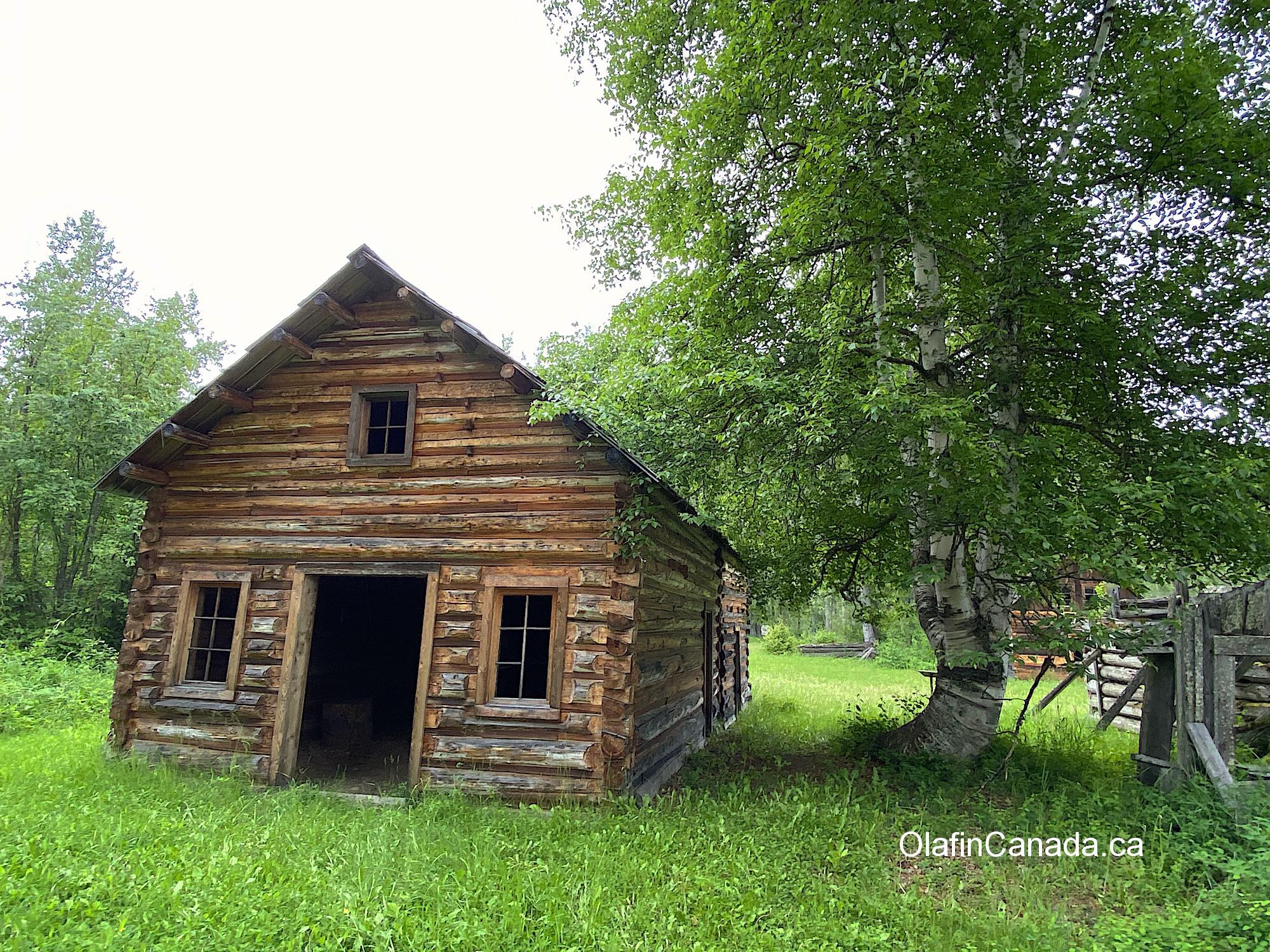General Store in Quesnel Forks #olafincanada #britishcolumbia #discoverbc #abandonedbc #cariboo #quesnelforks