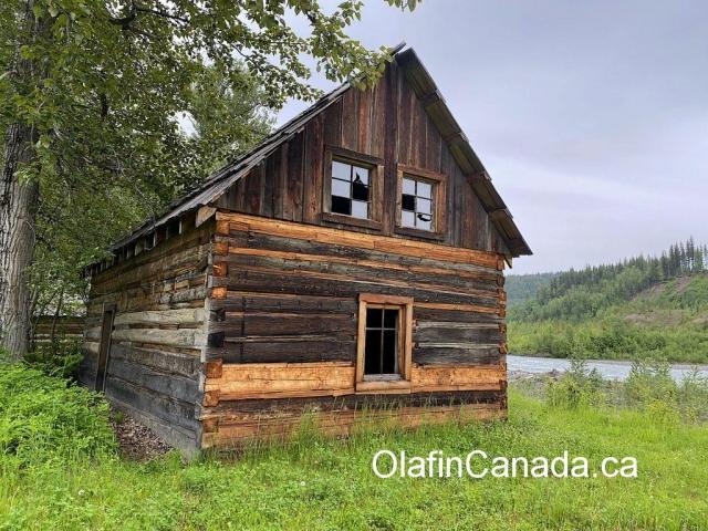 Boarding house in Quesnel Forks #olafincanada #britishcolumbia #discoverbc #abandonedbc #cariboo #quesnelforks
